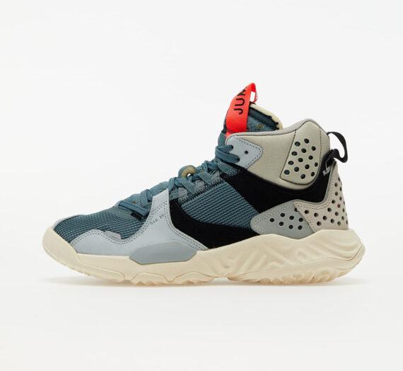 Мъжки кецове и обувки Jordan Delta Mid Hasta/ Bright Crimson-Light Pumice-Black 86743_10_5