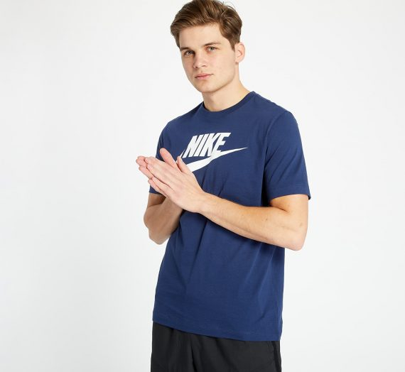 Тениски Nike Sportswear Tee Midnight Navy/ White 86848_M