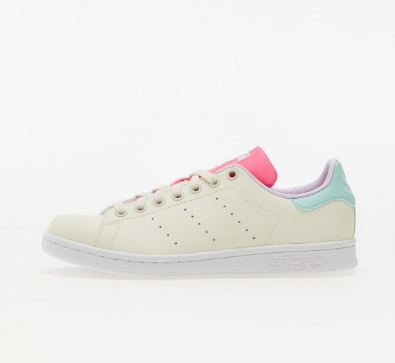 Дамски кецове и обувки adidas Stan Smith W Core White/ Core White/ Clear Mint 102766_8