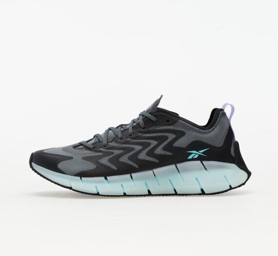 Дамски кецове и обувки Reebok Zig Kinetica 21 Core Black/ Digital Glow/ Hyper Purple 103102_9_5