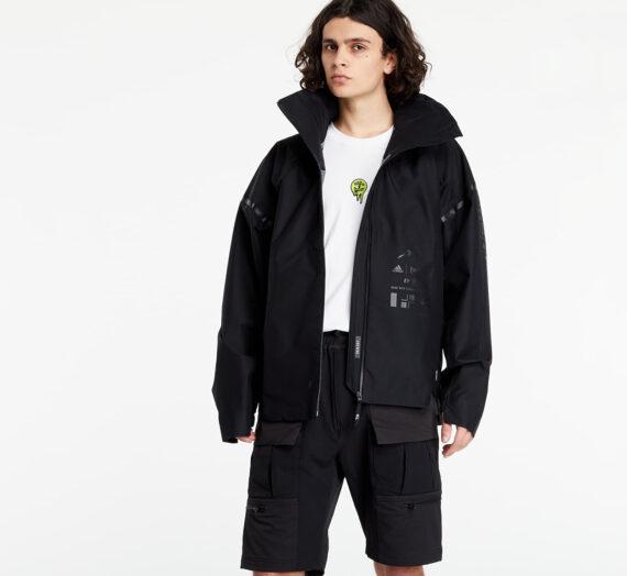 Якета adidas x Parley Myshelter Mk Jacket Black 106033_S