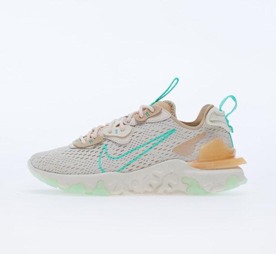 Дамски кецове и обувки Nike W React Vision Pearl White/ Green Glow-Sesame 113473_9