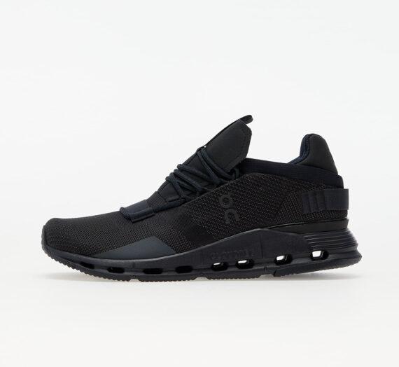 Дамски кецове и обувки ON running W Cloudnova Black/ Eclipse 116839_6