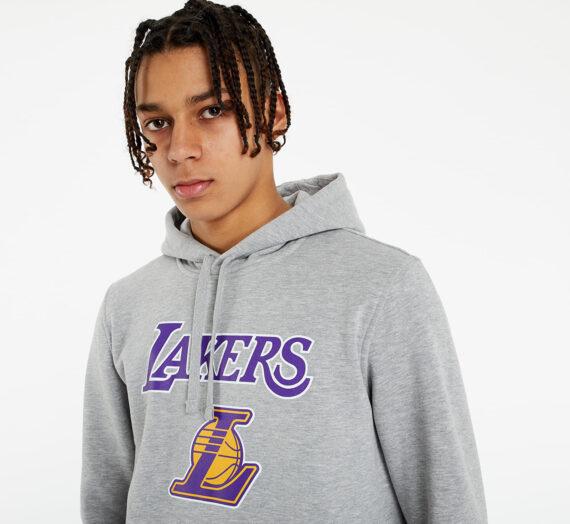 Суичъри и пуловери New Era Logo Po Hoodie Los Angeles Lakers Lgh 116878_L
