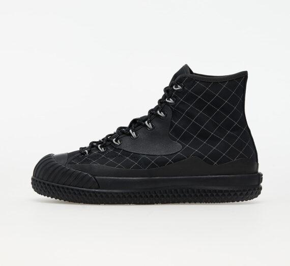 Мъжки кецове и обувки Converse x Slam Jam Bosey MC Hi Black/ Black/ Silver 118342_9_5