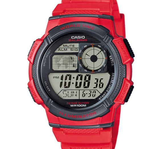 Часовници Casio Collection AE-1000W-4AVEF 118783_univerzální