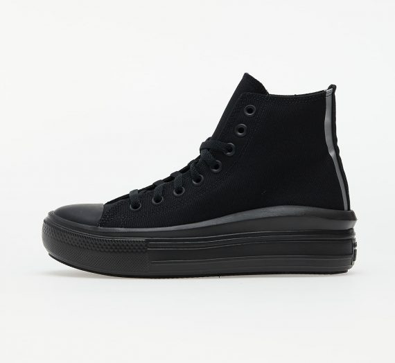 Дамски кецове и обувки Converse Chuck Taylor All Star Move Black/ White/ Black 120562_5_5