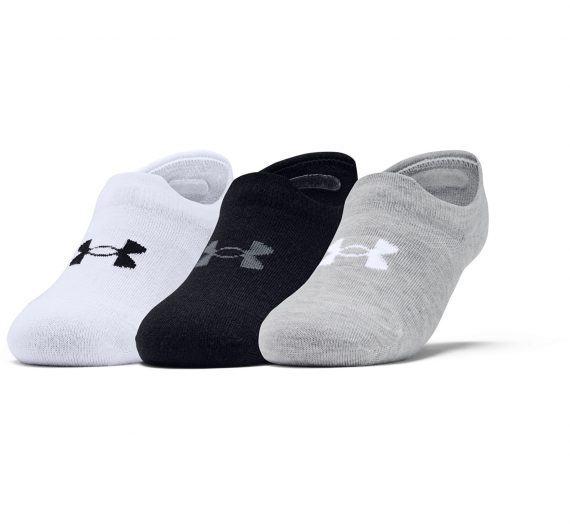 Чорапи Under Armour Ultra Lo White 120955_S