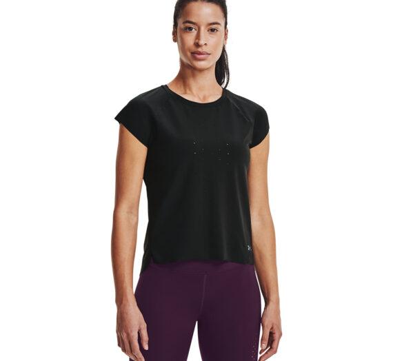 Тениски Under Armour Rush Perf SS Tee Black 122353_XS