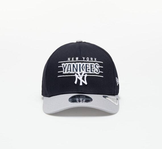 Шапки New Era 9Fifty Stretch Snap Mlb Team Wordmark New York Yankees Nvy 123277_S-M