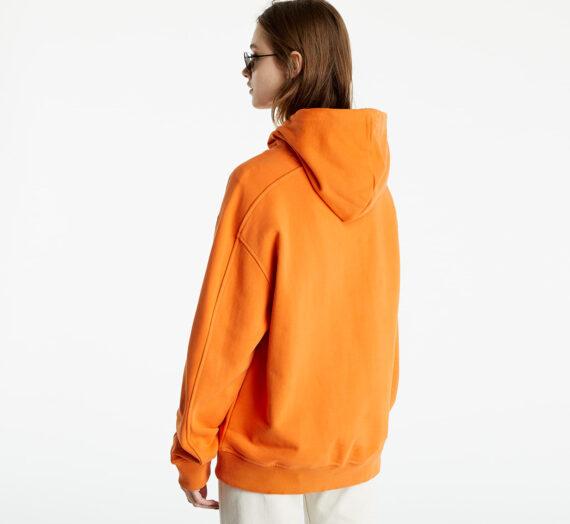 Суичъри и пуловери Calvin Klein Jeans Micro Branding Hoodie Rusty Orange 123805_S
