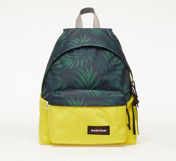 Раници EASTPAK Padded Pak'r Resist Backpack Green/ Yellow 124036_Universal