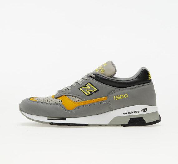 Мъжки кецове и обувки New Balance 1500 Grey 124642_12