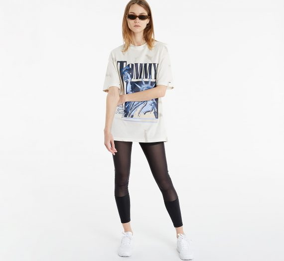 Тениски Tommy Jeans Relaxed Liberty Tee White 124840_XS