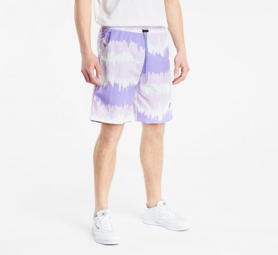 Къси панталони adidas Originals Adventure Archive Printed Woven Shorts Light Purple/ Multicolor 125788_S
