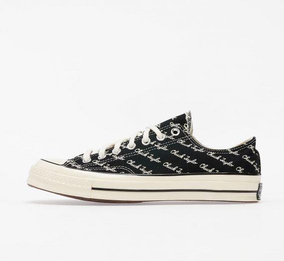 Мъжки кецове и обувки Converse Chuck 70 Black 50146_5_5