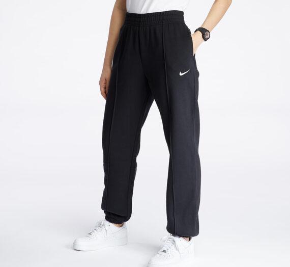 Дънки и панталони Nike Sportswear Fleece Trend Pants Black/ White 52706_XS