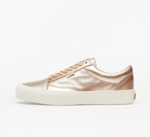 Мъжки кецове и обувки Vans Vault Old Skool NS LX (Metal) Rose Gold 56701_4