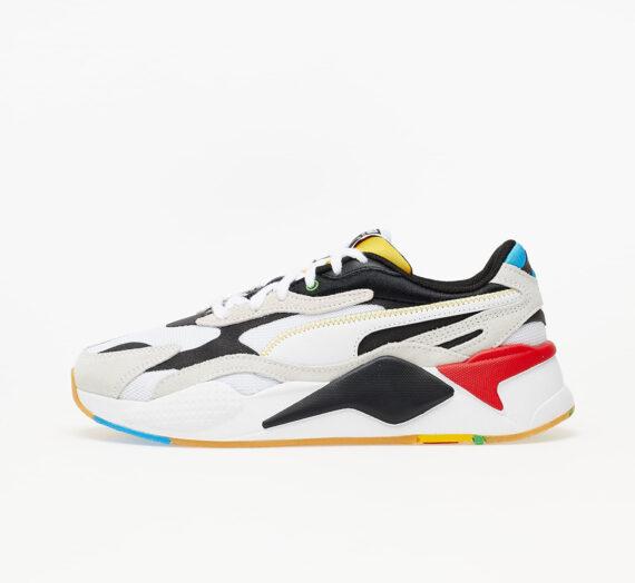 Мъжки кецове и обувки Puma RS-X³ WH Puma White-Puma Black 59923_8_5