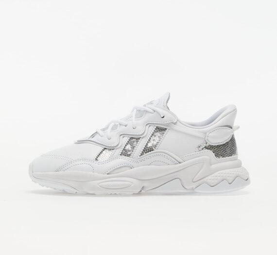 Дамски кецове и обувки adidas Ozweego W Ftwr White/ Silver Met./ Ftwr White 80647_9