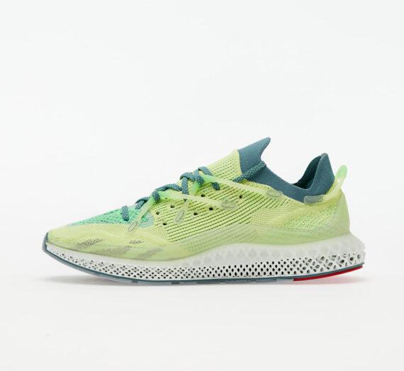 Мъжки кецове и обувки adidas 4D Fusio Semi Frozen Yellow/ Hazy Emerald/ Dove Grey 80809_9_5