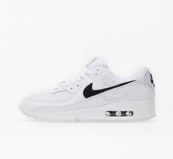 Дамски кецове и обувки Nike W Air Max 90 White/ Black-White 85999_7