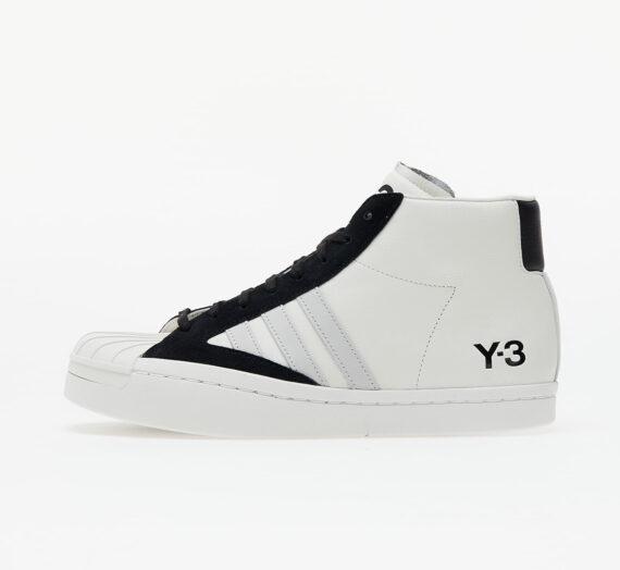 Мъжки кецове и обувки Y-3 Yohji Pro Creawhite/ Grey One/ Black 97216_12_5