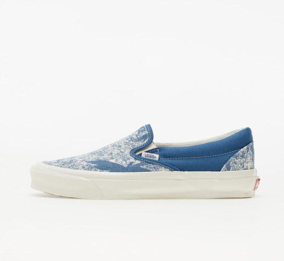 Мъжки кецове и обувки Vans Vault OG Classic Slip-On LX (Canvas) Palmwash Blue 99850_4_5