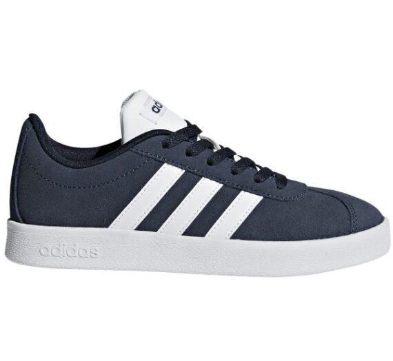 adidas VL COURT 2.0 K тъмносин 3.5 – Детски обувки за свободното време 1311640