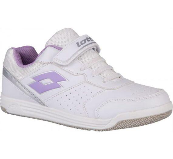 Lotto SET ACE XII CL SL бяло 31 – Детски обувки за свободното време 1430892