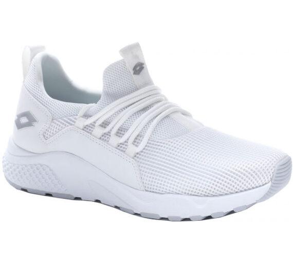 Lotto BREEZE RISE II MSH W бяло 8.5 – Дамски обувки за свободно време 1691310