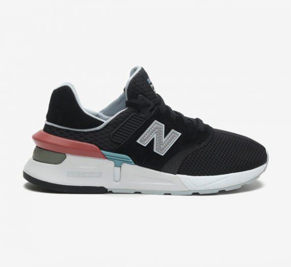 Обувки > Спортни обувки New Balance 997 Спортни обувки Cheren 358600