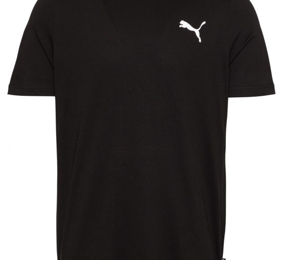 PUMA Функционална тениска  черно 43351074