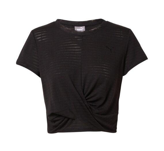 PUMA Функционална тениска  черно 45304995