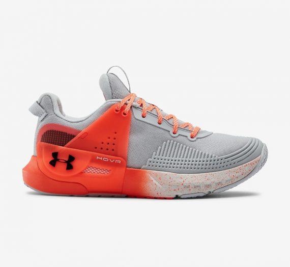 Обувки > Спортни обувки Under Armour HOVR™ Apex Спортни обувки Siv Oranzhev 470509