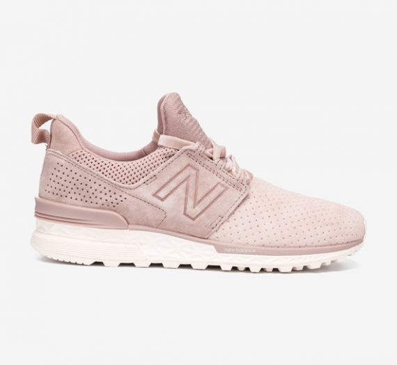 Обувки > Спортни обувки New Balance 574 Спортни обувки Rozov 481901