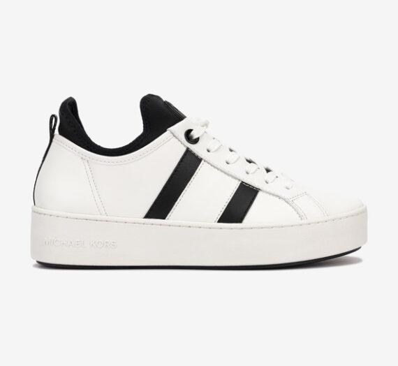 Обувки > Спортни обувки Michael Kors Ace Stripe Спортни обувки Byal 616694