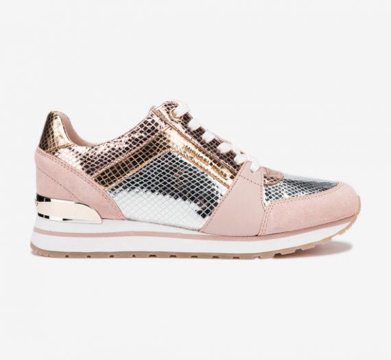 Обувки > Спортни обувки Michael Kors Billie Спортни обувки Zlaten Bezhov 616712