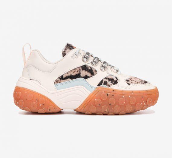 Обувки > Спортни обувки Scotch & Soda Belva Спортни обувки Byal Oranzhev 664969