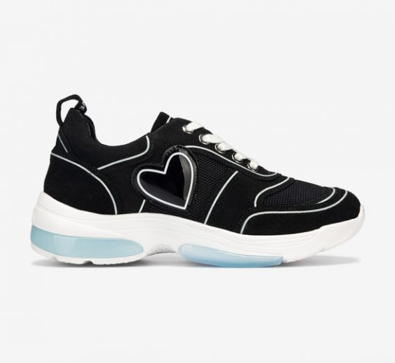 Обувки > Спортни обувки Love Moschino Спортни обувки Cheren 714916