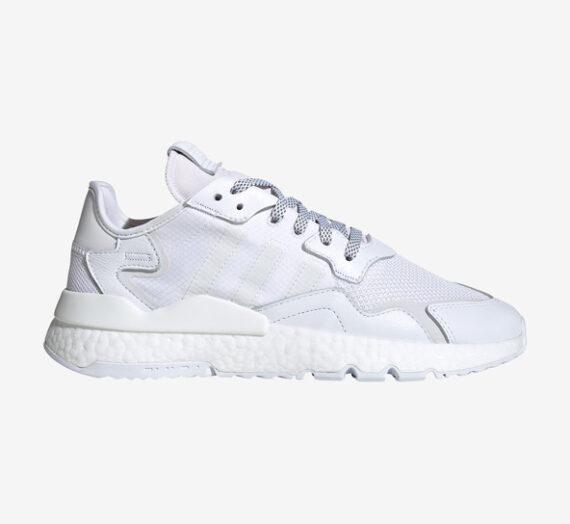 Обувки > Спортни обувки adidas Originals Nite Jogger Спортни обувки Byal 825136