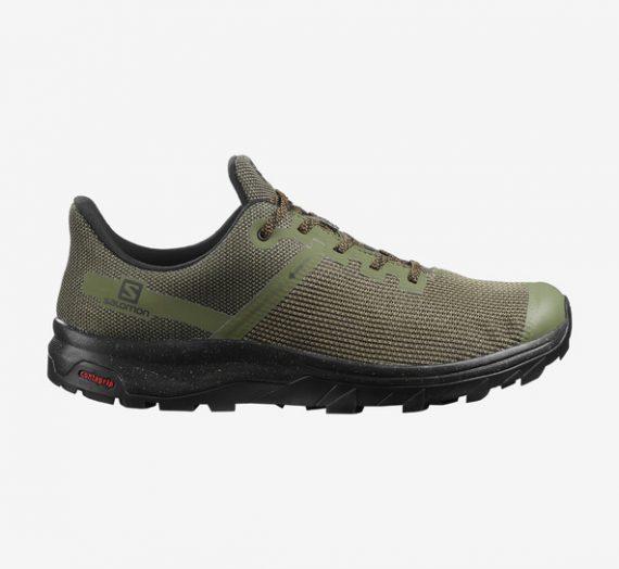 Обувки > Спортни обувки Salomon Outline Prism GTX Спортни обувки Zelen 836599