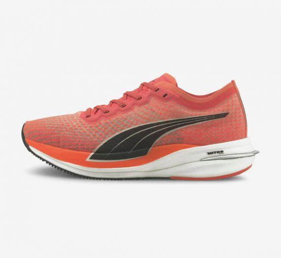 Обувки > Спортни обувки Puma Deviate Nitro Спортни обувки Oranzhev 844280