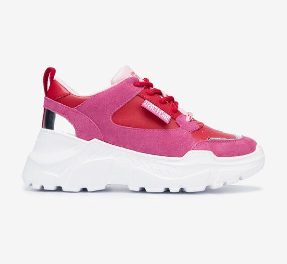 Обувки > Спортни обувки Versace Jeans Couture Спортни обувки Rozov 920676