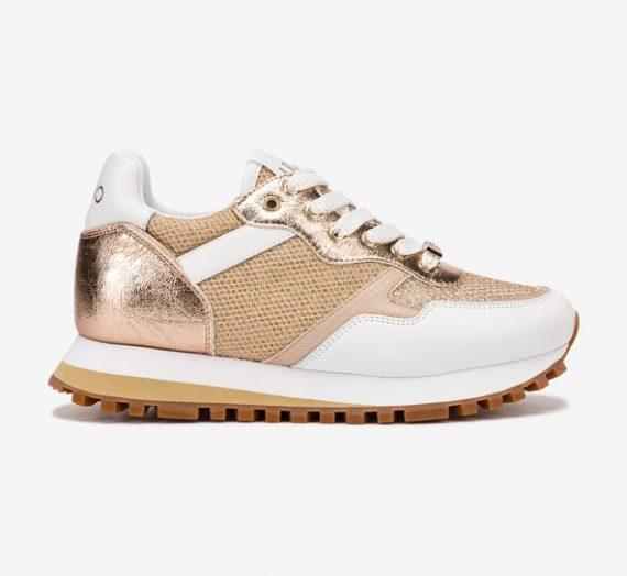 Обувки > Спортни обувки Liu Jo Wonder 1 Спортни обувки Byal Zlaten 921535