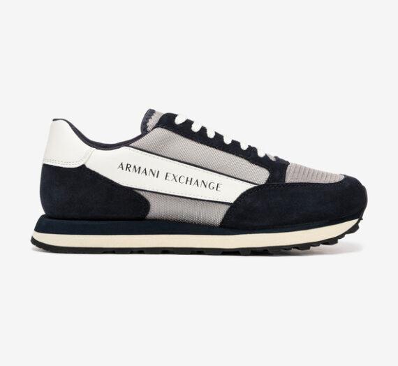 Обувки > Спортни обувки Armani Exchange Спортни обувки Cheren Siv 945988