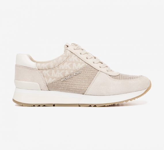 Обувки > Спортни обувки Michael Kors Allie Trainer Спортни обувки Bezhov 948453