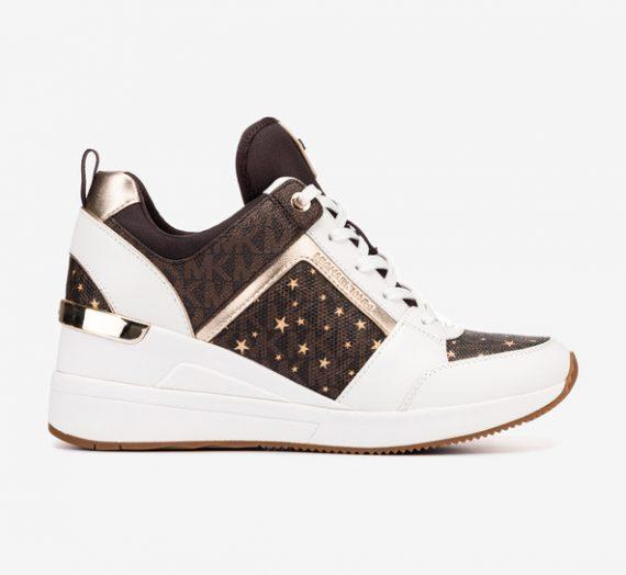 Обувки > Спортни обувки Michael Kors Georgie Trainer Спортни обувки Kafyav 948500