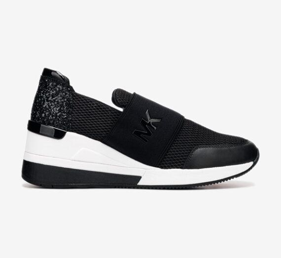 Обувки > Спортни обувки Michael Kors Felix Спортни обувки Cheren 948937