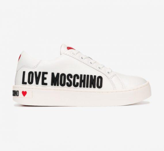 Обувки > Спортни обувки Love Moschino Спортни обувки Byal 964425